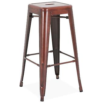 Kuovi Stool Kuovi High Copper Reddish (Furniture , Stools)