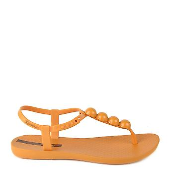 Ipanema Charm Amber Pebble Rubber Sandal