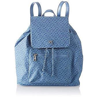YNOT Gu1004/pe18 Blue Women's shoulder bag (Jeans) 15.5x35x32 cm (W x H x L)