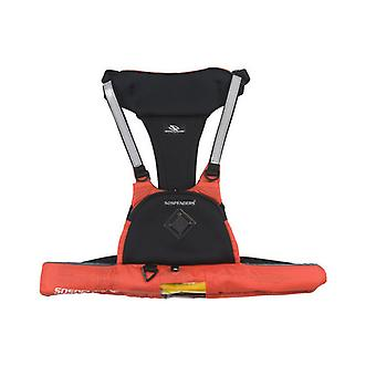Stearns 2000007063 Orange Manual Inflatable SOSpenders Sportsman Chest Pak