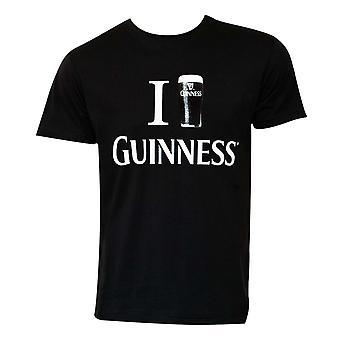 Guinness Love t-paita
