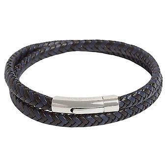 Simon Carter Cove Bracelet - Negro/Navy