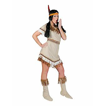 Indian Women's Costume Indian Dress Cheyenne Apache Costume Women's Carnival Carnival