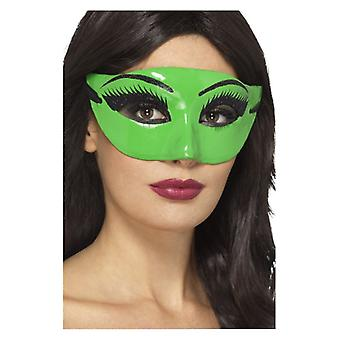 Womens Wicked Strega Eyemask Halloween Accessorio