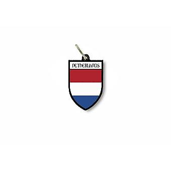 Door key key flag collection city coat of arms Dutch low country