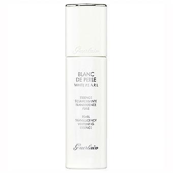 Guerlain Blanc De Perle White Pearl Translucency Whitening Essence 1oz / 30ml
