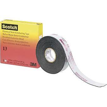 3M Scotch 13 HT-0020-0032-7 Fita elétrica Uísque® 13 Preto (L x W) 4,5 m x 19 mm 4,5 m
