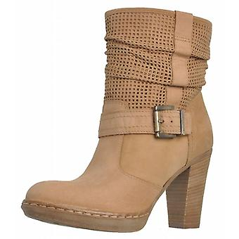 Nero Giardini Booties Ng12300d Color Whisky