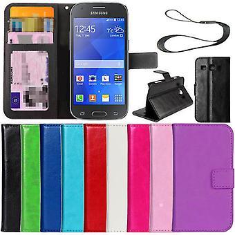 Slim wallet iphone Samsung Galaxy Ace 4 ID/Photo Pocket