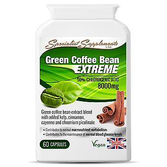 Green Coffee Bean EXTREME - 60 capsules