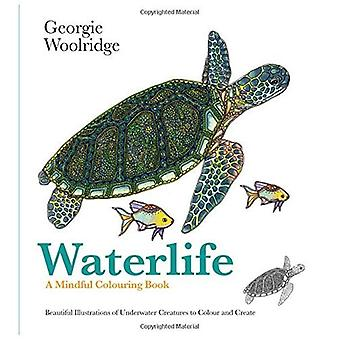 Waterlife: A Mindful Colouring Book (Colouring Books)