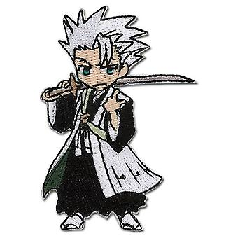 Patch - Bleach - New Chibi Hitsugaya Standing Iron On Gifts Anime Licensed ge4330