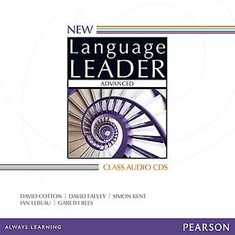 New Language Leader Advanced Class CD 3 CDs by Ian LebeauGareth ReesDavid FalveyDavid CottonSimon Kent