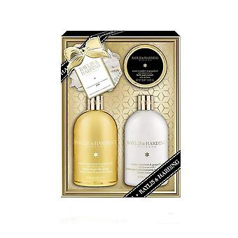 Collection Baylis et Harding Sweet Mandarin et Grapefruit Ultimate Indulgence