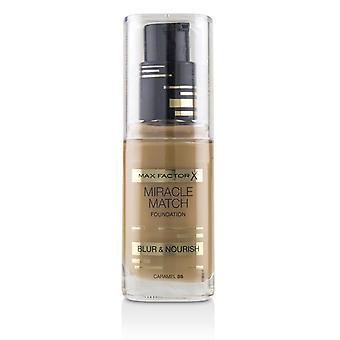 Miracle match foundation blur & nourish # 85 caramelo 225079 30ml/1oz
