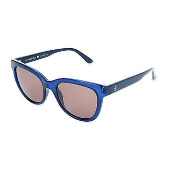 Calvin klein femei & apos;s ochelari de soare albastru ck5909s