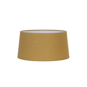 Svetlo & obývacia guľatý odtieň 45x40x 22,5 cm Livigno okrovej