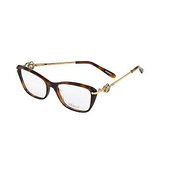 Chopard VCH237S 0752 Shiny Dark Havana Glasses