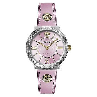 Versace ranne kello naisten Glamour Lady kvartsi VEVE00219