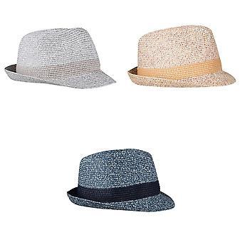 Миртл-Бич взрослых унисекс Меланжевый плетеные шляпы