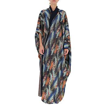 Missoni Mdm00211bk00dbsm0rg Women's Multicolor Polyester Cardigan
