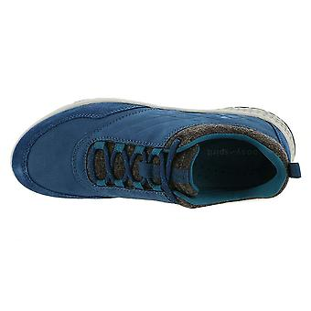 Easy Spirit Womens Pulltab Fabric Low Top Lace Up Running Sneaker