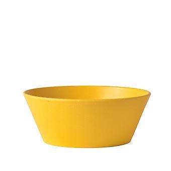 Mepal Bloom Serving Bowl 600ml, Pebble Yellow