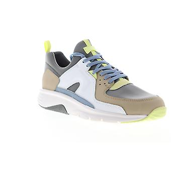 Camper Drift  Mens Gray Lace Up Low Top Sneakers Shoes