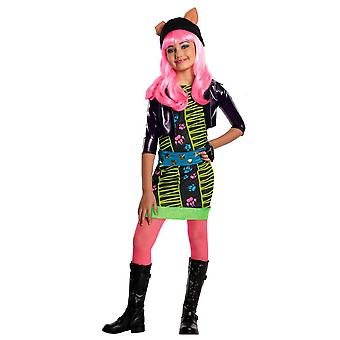 Monster High Childrens/Kids Howleen Costume