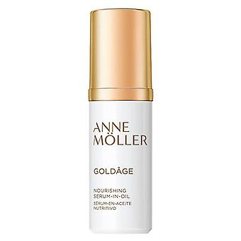 Anti-Ageing Serum Gold-ge Nourishing Anne Möller (30 ml)