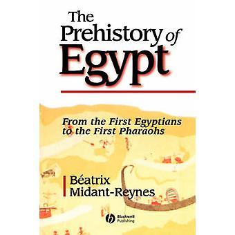 Prehistory Egypt by MidantReynes