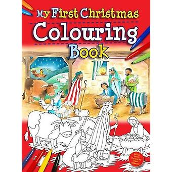 My First Christmas Colouring Book by Bethan James - 9781788930208 Book