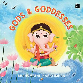 Gods and Goddesses by Bhanumathi Narasimhan - 9789353023492 Book