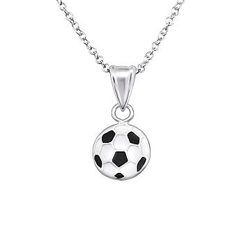 Football - 925 Sterling Silver Necklaces - W28003x