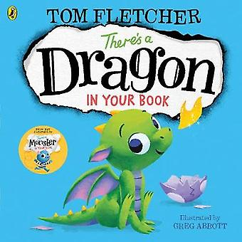 There's a Dragon in Your Book by Tom Fletcher - 9780141376134 Book