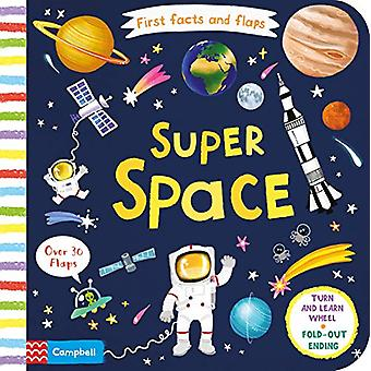 Super Space by Lon Lee - 9781529002805 Book