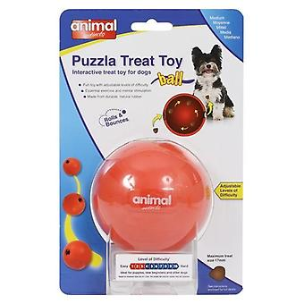 Animal Instincts Puzzla Treat Toy Ball