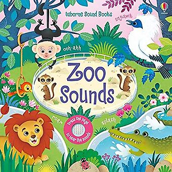 Zoo Sounds by Zoo Sounds - 9781474948500 Book