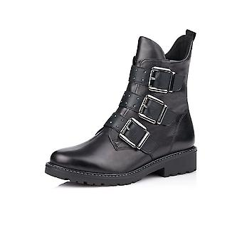 Remonte cristallino eagle ankle boots womens black