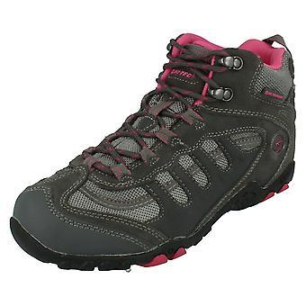 Ladies Hi Tec Waterproof Ankle Boots Penrith Mid WP Womens