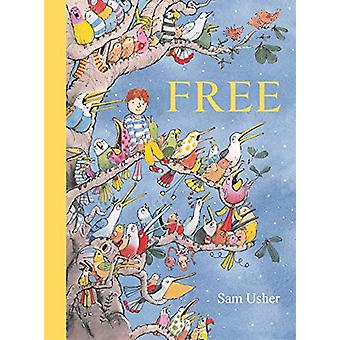 FREE by Sam Usher - 9781787415041 Book