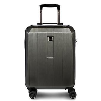 Fabrizio Gateway Bagage à main Trolley S, 4 roues, 55 cm, 40 L, gris