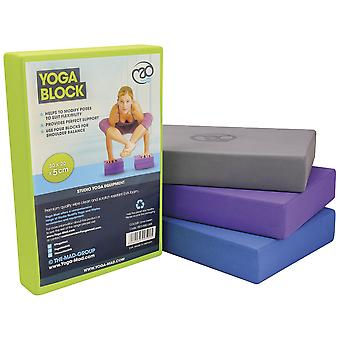 Fitness Mad Full Yoga Pilates Fitness Training Block