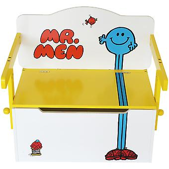 Kiddi Style Mr Men Toy Box