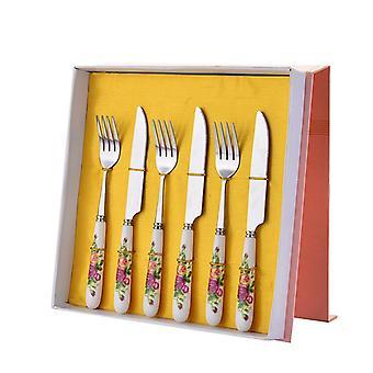 أدوات المائدة 304 الفولاذ المقاوم للصدأ الطلاء الفولاذ المقاوم للصدأ