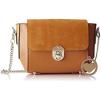 Ccacca Bags Cbc7722tar Brown Women's Shoulder Bag (Leather) 10x18x26 cm (W x H x L)