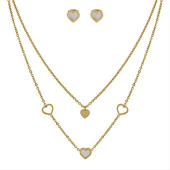 Edforce necklace and pendant 337-0311-S - Women's necklace and pendant