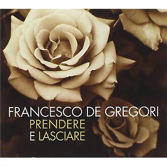 Francesco De Gregori - importazione USA Prendere E Lasciare [CD]