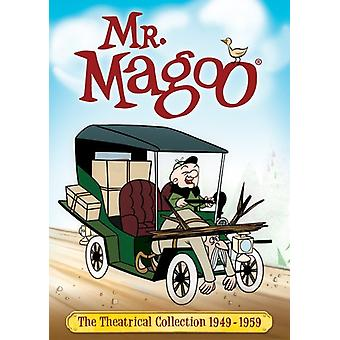 Mr Magoo : Collection théâtrale (1949-1959) [DVD] USA import