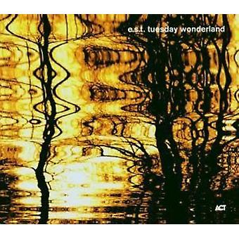E.S.T./Esbjorn Svensson Trio - Tuesday Wonderland [CD] USA import